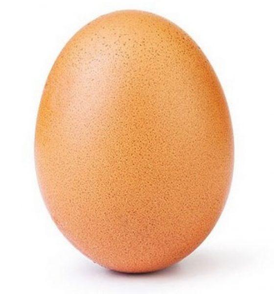 Hvorfor er Instagrams mest populære post et æg?