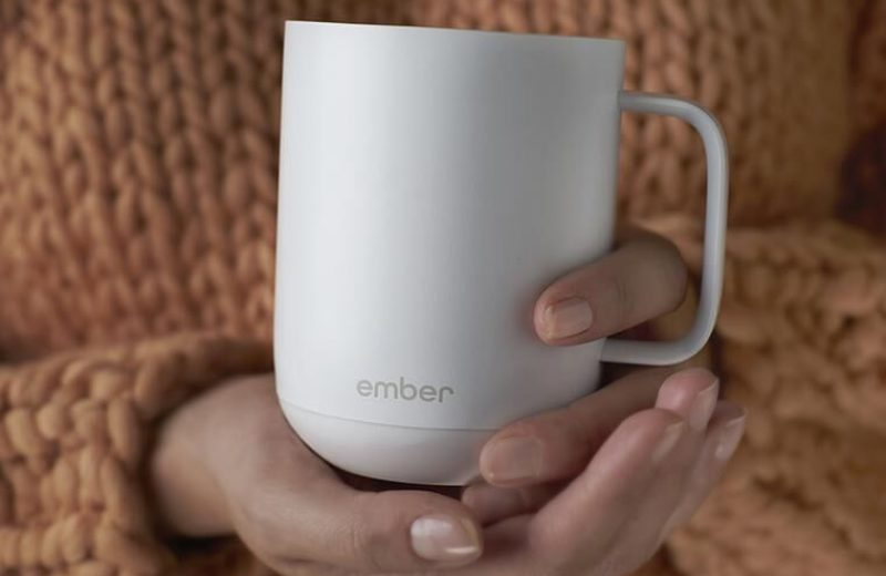 Gadget: En intelligent kop kaffe, tak!