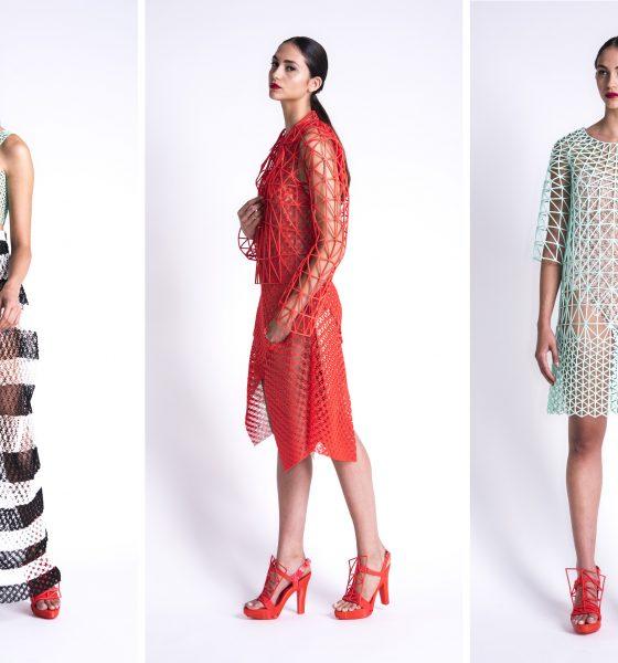 Designer: 3D-printet tøj bliver snart en del af din hverdag