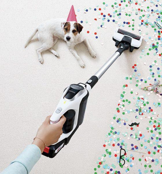 Gadget: Futuristisk trådløs støvsuger