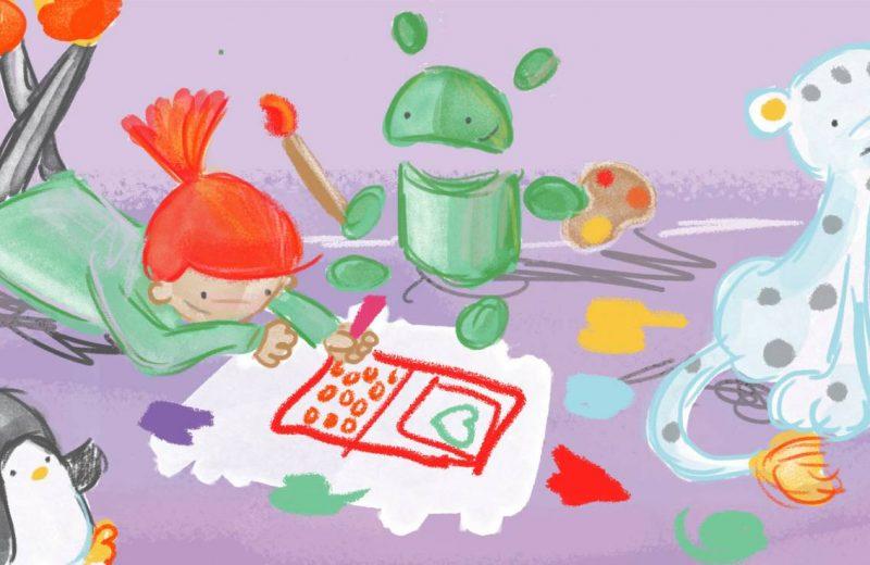 1o tech bøger til børn