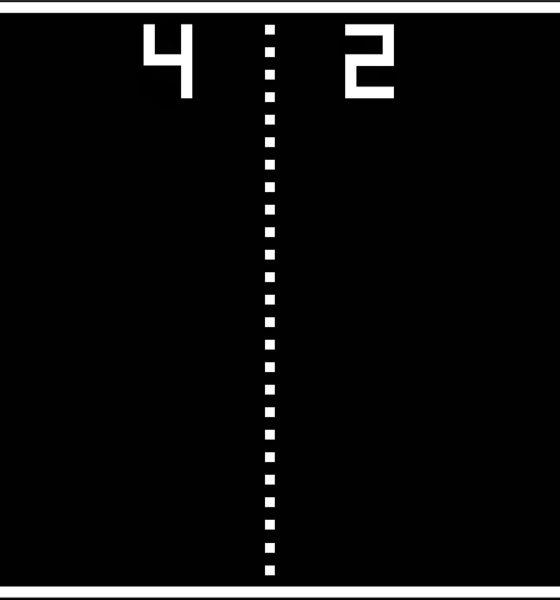 Teknologiminder- Husker du spillet Pong?