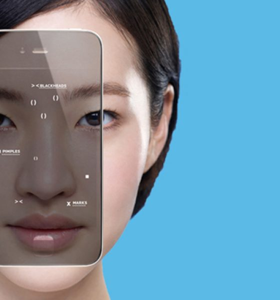 Kunstig intelligens analyserer din hud gennem selfies