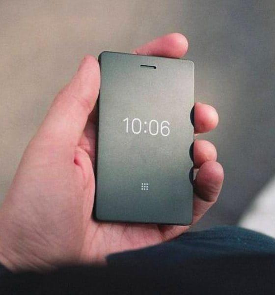 Ny telefon kan næsten ingenting – og det er meningen