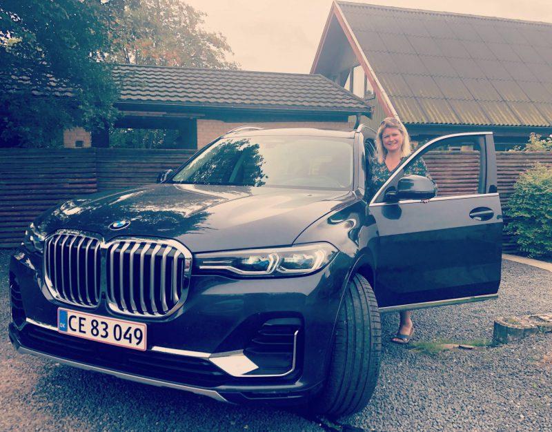 Benedicte er redaktør på Kvindernes Bilmagasin