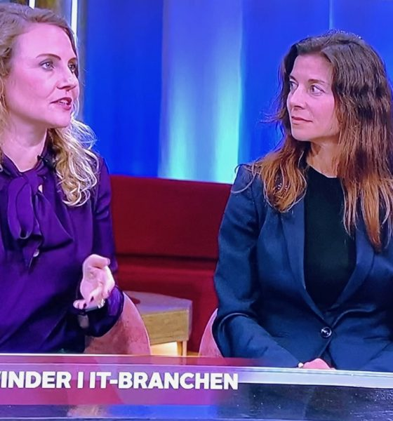 Derfor skal der flere kvinder i tech- TV2 indslag