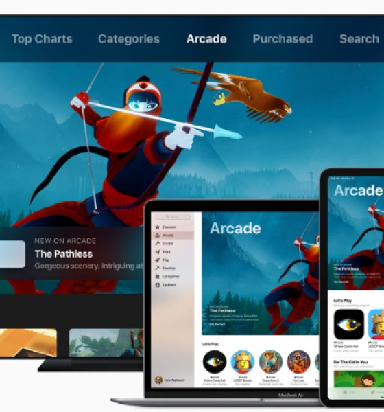 Nu er der 100 skøre, skæve og sjove spil på Apple Arcade