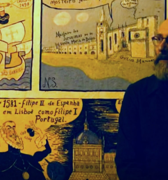 Elektronista #9 Fordyb dig- comedy med Torben Sangild