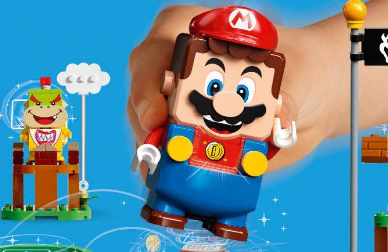 Kom med bagom det mest ambitiøse projekt LEGO nogensinde har lavet