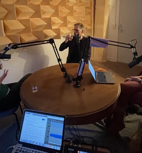 Mediepodcast- danske medier vs techgiganterne