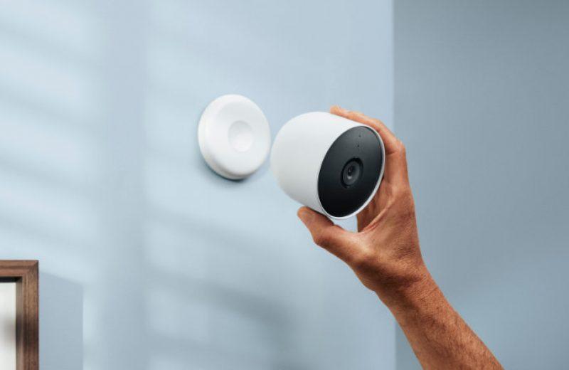 Test: Googles nye sikkerhedsgadgets er smarte,  men ved du hvad der sker med de billeder kameraet optager?